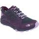 The North Face Hedgehog Fastpack Lite II GTX Shoes Women Dark Shadow Grey/Violet Tulle
